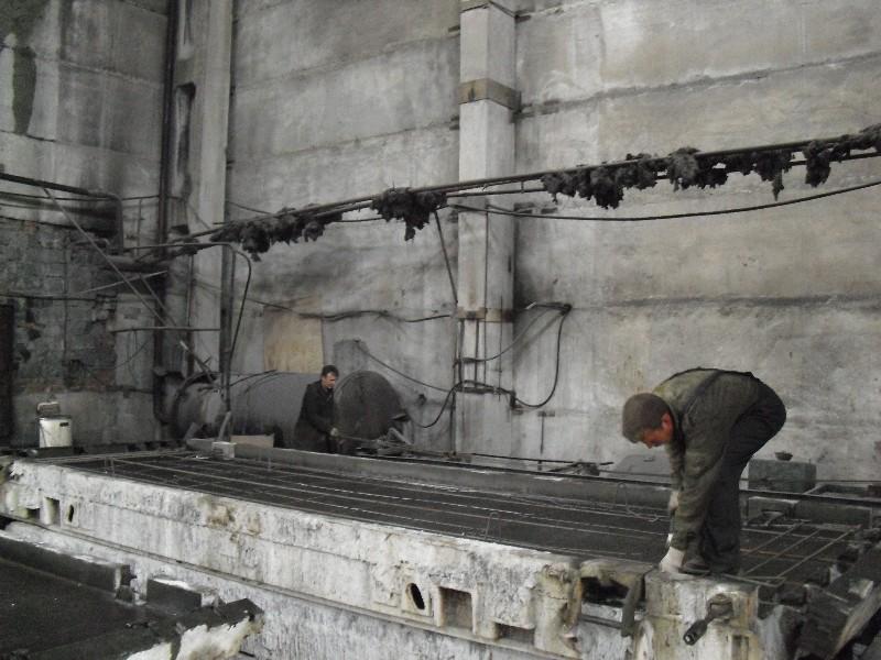 Жби формовка гост производство железобетонных конструкций